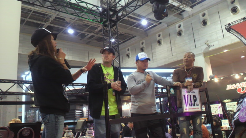 2011フィッシングショー大阪終了!