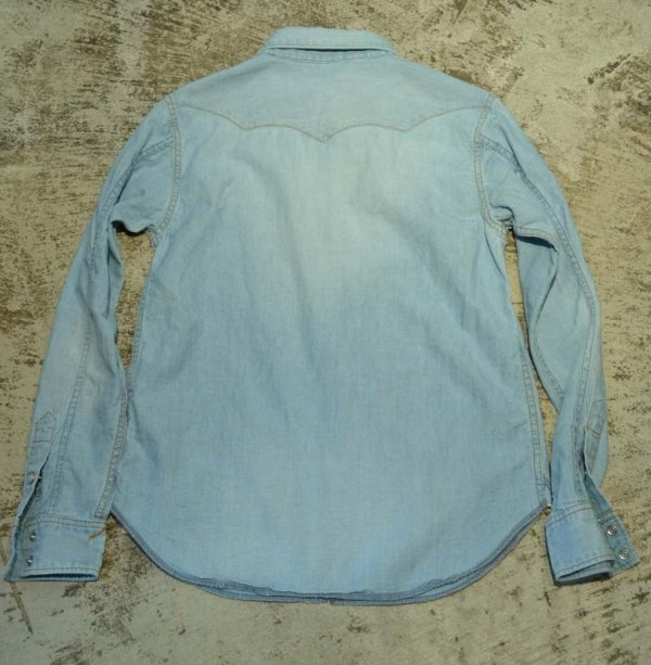 画像4: BASI-K GARMENTS,  chambray westernshirt