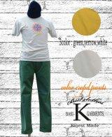 BASI-K GARMENTS, cropped pants クロップドパンツ