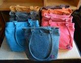 SWEET CANVAS 帆布丸底ファスナートートバッグ 全9色